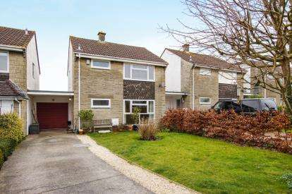 3 Bedrooms Link Detached House for sale in Cope Park, Almondsbury, Bristol, .