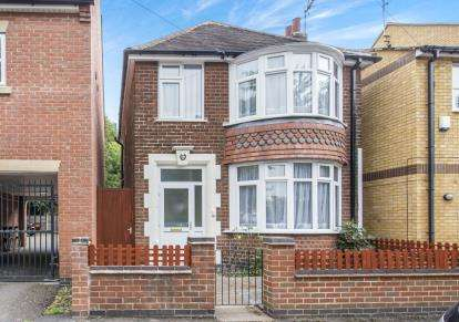 3 Bedrooms Detached House for sale in Macaulay Street, Leicester, Leicestershire