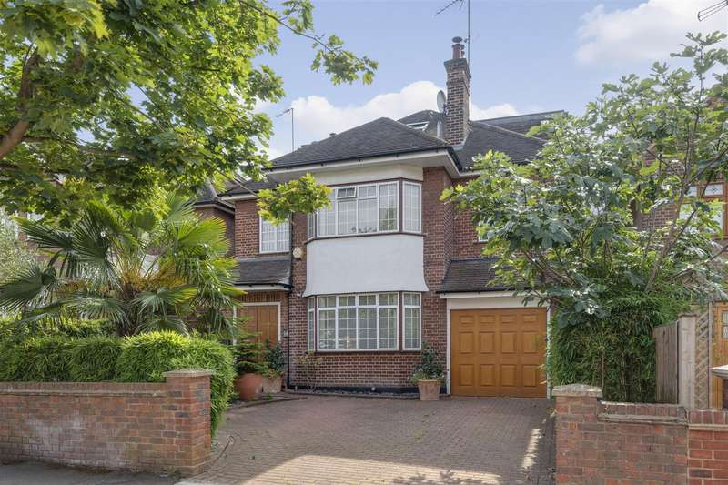 6 Bedrooms House for sale in Bancroft Avenue, Hampstead Garden Suburb, N2