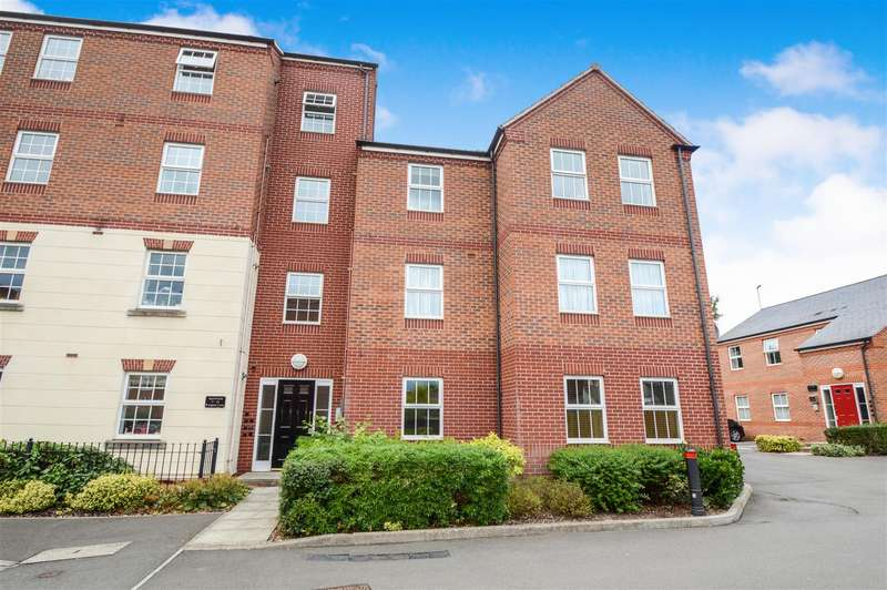 2 Bedrooms Apartment Flat for sale in Bradgate Close, Sileby, Loughborough