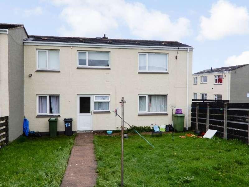 1 Bedroom Flat for sale in 133 Newlands Gardens, Workington, Cumbria