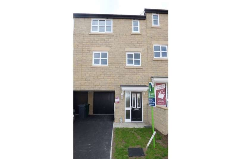 3 Bedrooms Property for sale in Lady Royd Close, Bradford, BD8