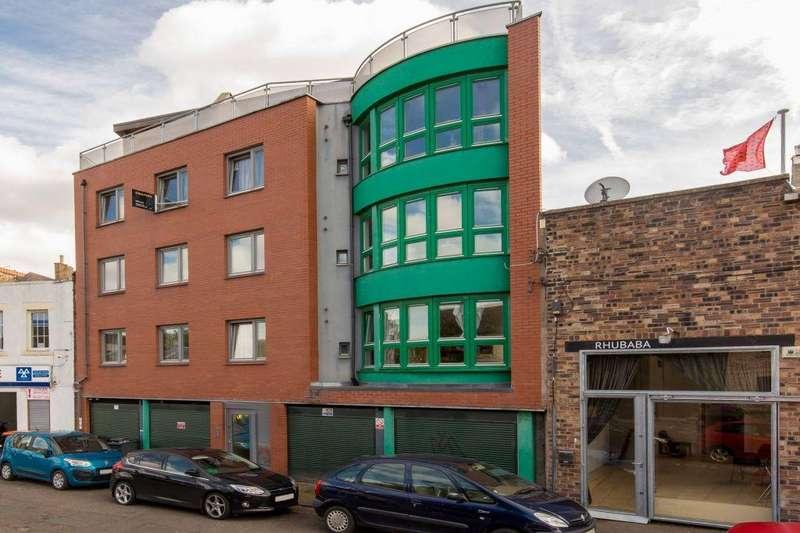 3 Bedrooms Duplex Flat for sale in 21/7 Arthur Street, Leith, EH6 5DA