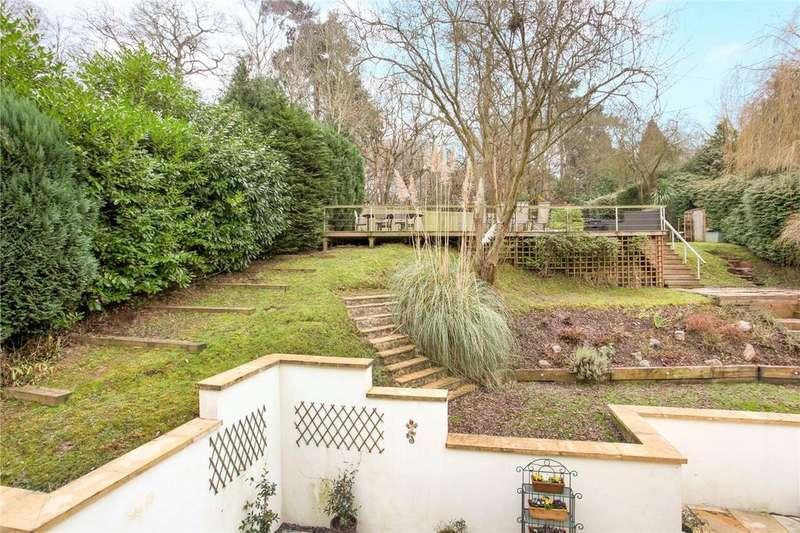 6 Bedrooms Detached House for sale in St. Leonards Hill, Windsor, Berkshire, SL4