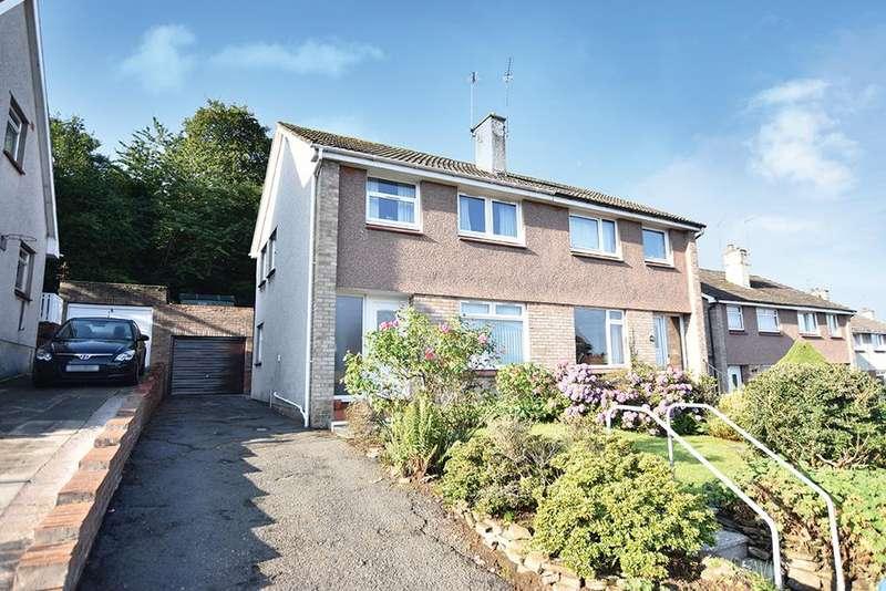 3 Bedrooms Semi-detached Villa House for sale in 38 Rowan Crescent, Ayr, KA7 3LZ