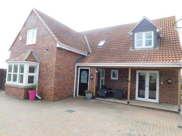 4 Bedrooms Detached House for sale in MILLFIELD HOUSE, 41A FOUNDRY FIELD, CROOK, BISHOP AUCKLAND