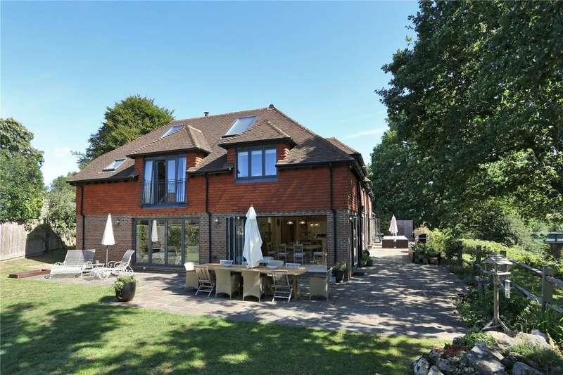 6 Bedrooms Detached House for sale in Corseley Road, Groombridge, Tunbridge Wells, Kent, TN3
