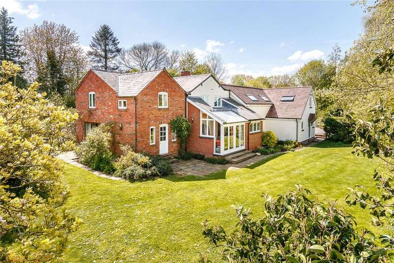 5 Bedrooms Detached House for sale in Pudleston, Leominster, Herefordshire