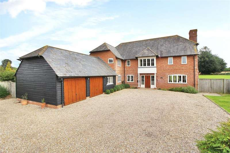 6 Bedrooms Detached House for sale in Renville, Bridge, Canterbury, Kent, CT4