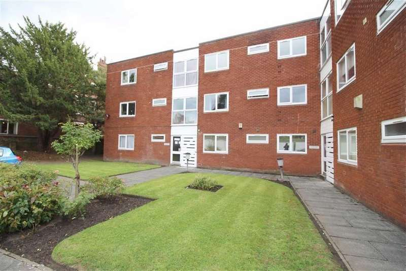2 Bedrooms Flat for sale in Arnold Court, 278 Wilbraham Road, Whalley Range