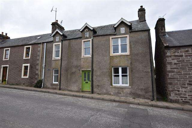 2 Bedrooms Flat for sale in Willoughby Street, Muthill