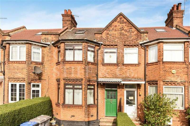 6 Bedrooms Terraced House for sale in Harlesden Road, Willesden, London, NW10