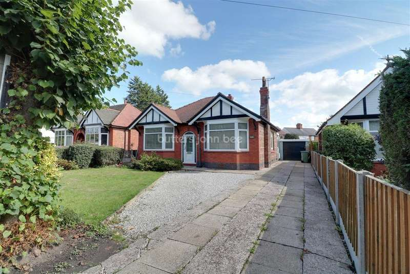2 Bedrooms Bungalow for sale in Wharton Road, Winsford
