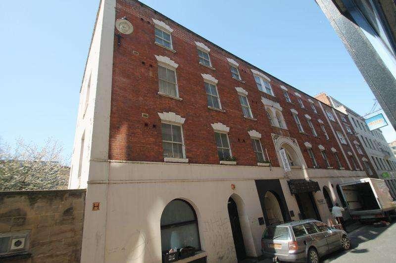 1 Bedroom Apartment Flat for sale in Crusader House, St. Stephens Street, Bristol