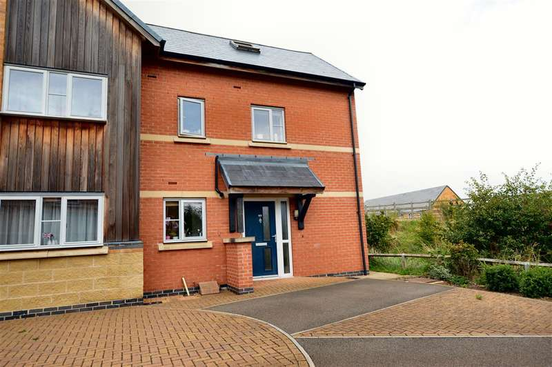 3 Bedrooms End Of Terrace House for sale in Furlong Way, Sleaford