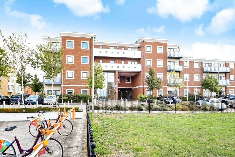 2 Bedrooms Apartment Flat for sale in Heron House, Rushley Way, Reading, Berkshire, RG2