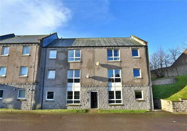 2 Bedrooms Flat for sale in King Street, Aberdeen