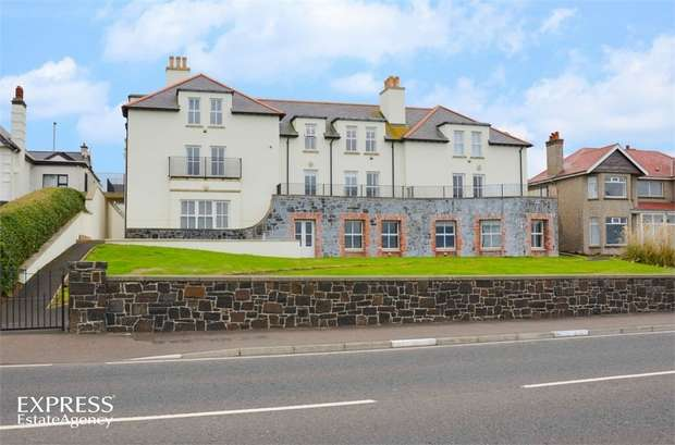 2 Bedrooms Flat for sale in Portrush Road, Portstewart, County Londonderry