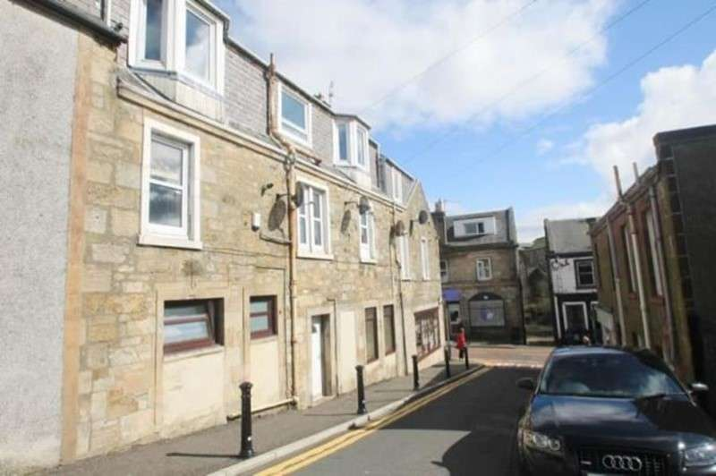 1 Bedroom Property for sale in Wilson Street, Beith, North Ayrshire, KA15 2BE
