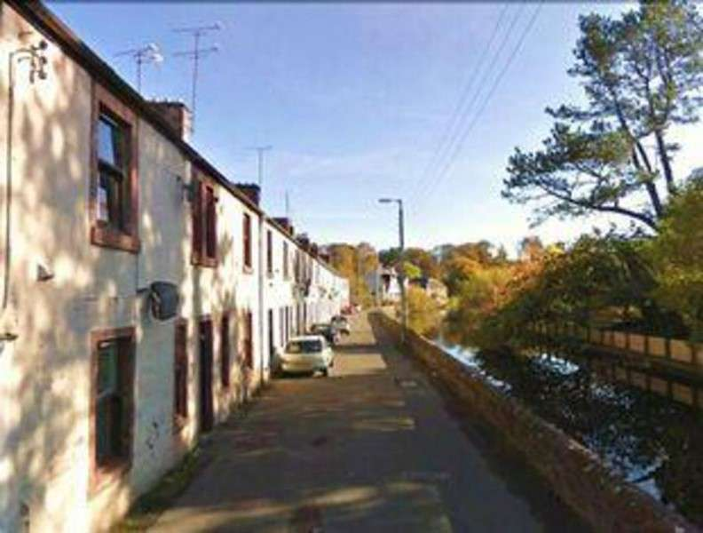 1 Bedroom Property for sale in St. Cuthbert's Street, Catrine, Mauchline, East Ayrshire, KA5 6SW