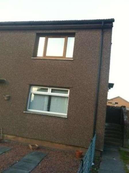 2 Bedrooms Property for sale in Lamont Crescent, Cumnock, East Ayrshire, KA18 3DU