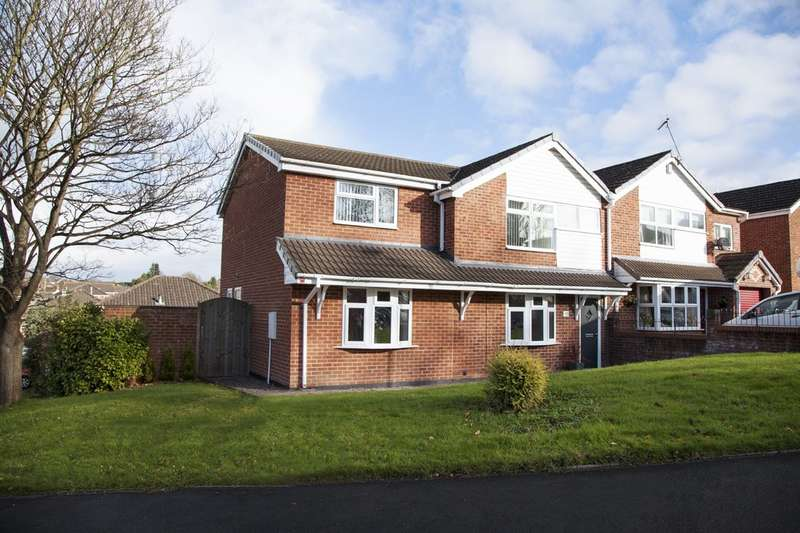 5 Bedrooms Semi Detached House for sale in Gayfield Avenue, Brierley Hill