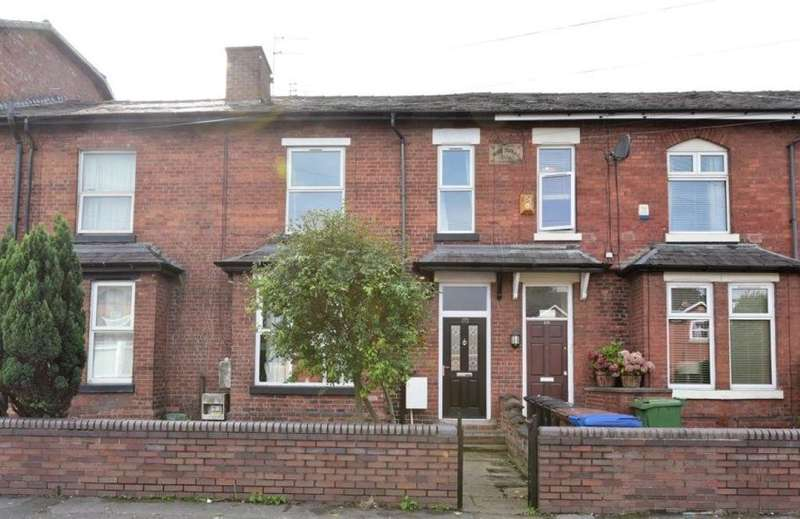 4 Bedrooms Terraced House for sale in Shaw Heath, Cale Green, Stockport, SK2 6QX