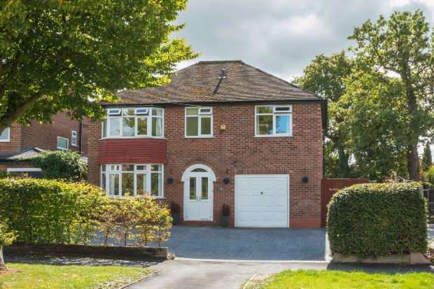 4 Bedrooms Detached House for sale in Wood Lane, Timperley