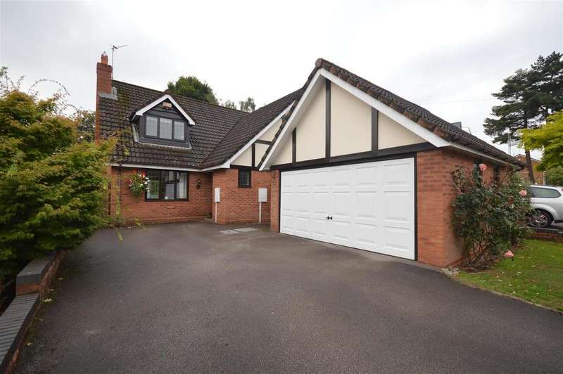 4 Bedrooms Detached House for sale in Bickenhill Road, Birmingham