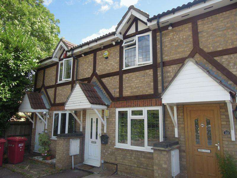2 Bedrooms Terraced House for sale in Rockall Court, Langley