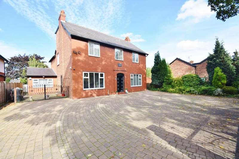 5 Bedrooms Detached House for sale in Dane Road, Sale