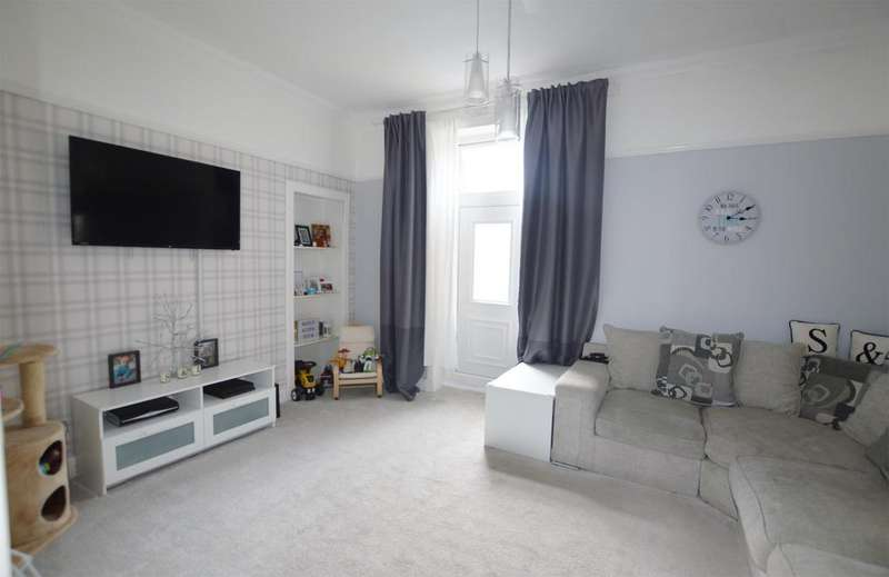 2 Bedrooms Terraced House for sale in 22 Springvale Street, SALTCOATS, KA21 5LP