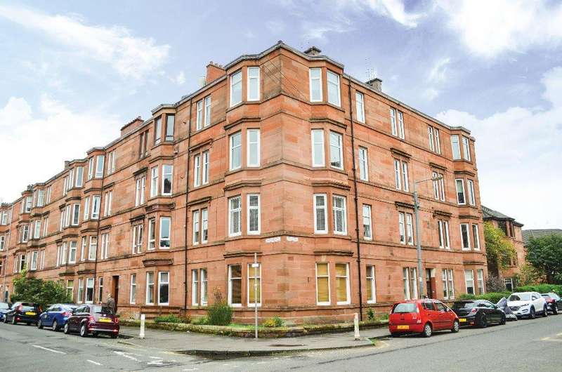 2 Bedrooms Flat for sale in Sinclair Drive , Flat 2/2 , Battlefield, Glasgow , G42 9SF