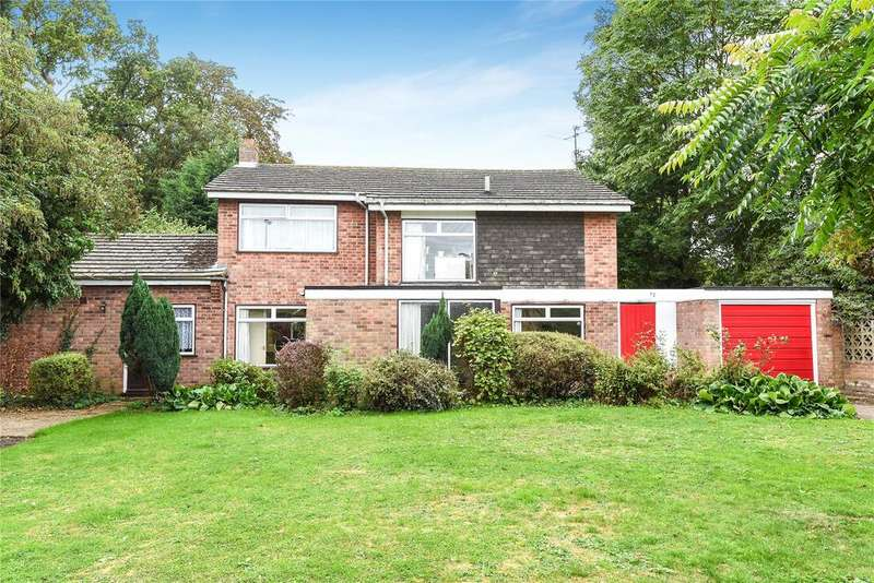 5 Bedrooms Detached House for sale in Wesley Close, Sleaford, NG34