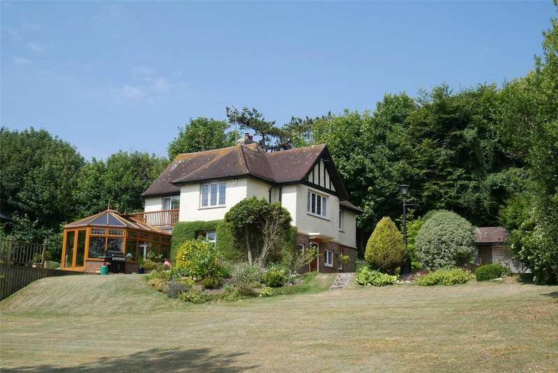 5 Bedrooms Detached House for sale in Upper Street, East Dean, BN20