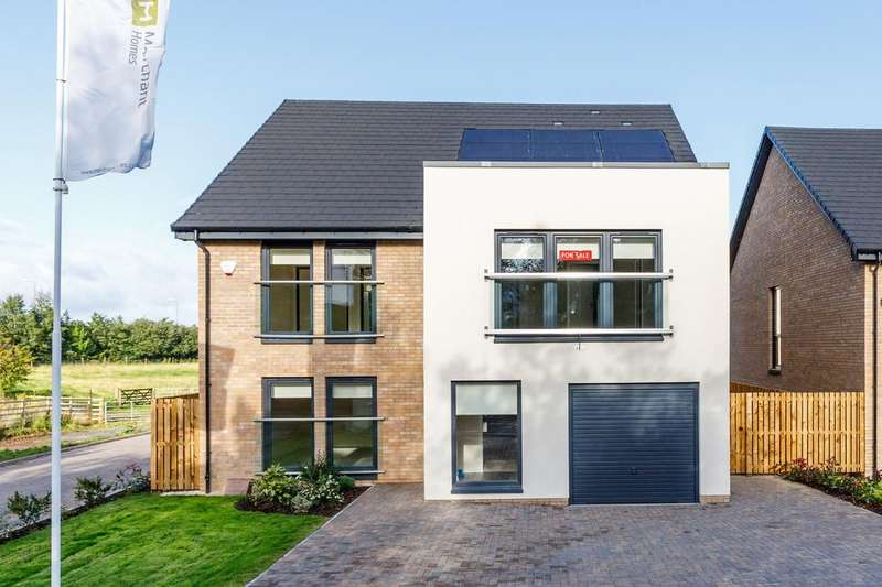 4 Bedrooms Detached Villa House for sale in Philipshill Gardens, Philipshill Road, East Kilbride, G74 5LG