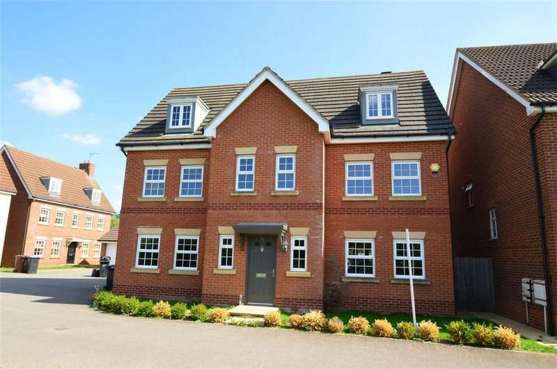 6 Bedrooms Detached House for sale in The Runway, HATFIELD, Hertfordshire