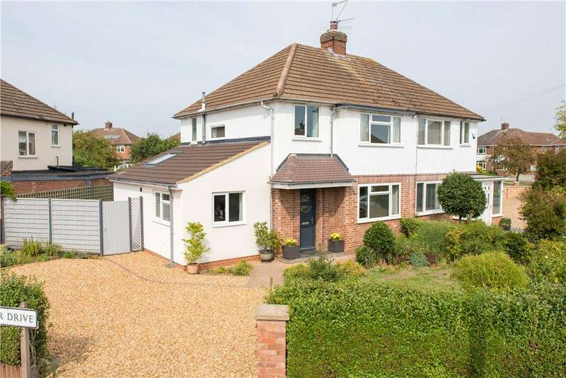 3 Bedrooms Unique Property for sale in Wendover Drive, Bedford, Bedfordshire