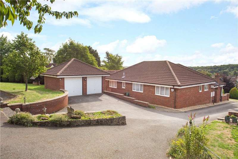 3 Bedrooms Detached Bungalow for sale in Back Street, Clophill, Bedford, Bedfordshire