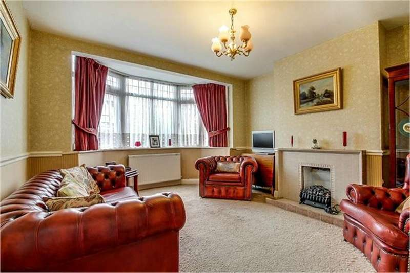 3 Bedrooms End Of Terrace House for sale in Ballogie Avenue, London, NW10