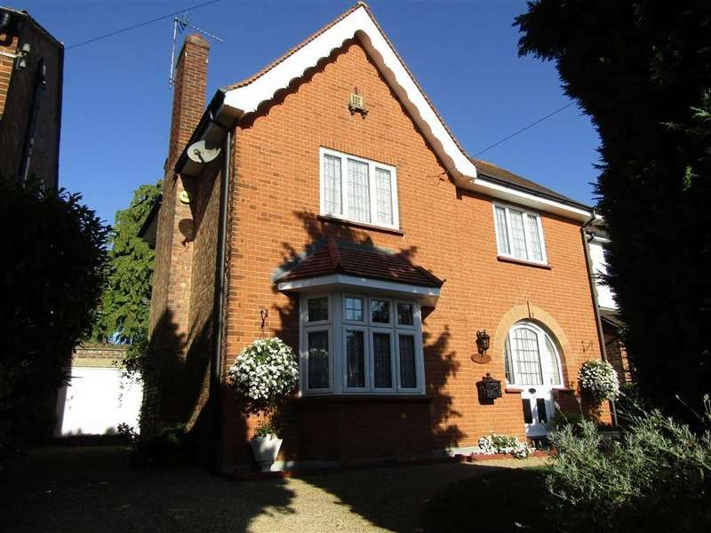 3 Bedrooms Detached House for sale in Old Hale Way, Hitchin, SG5