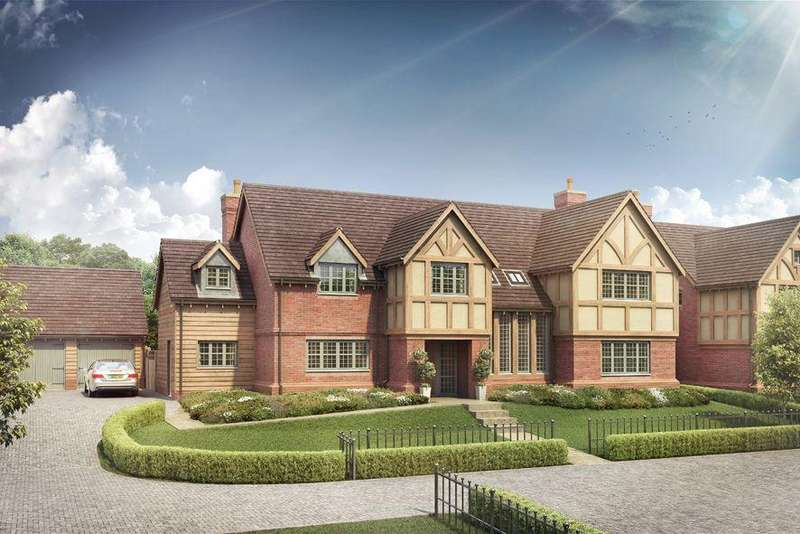 5 Bedrooms Detached House for sale in The Eltham, Purbeck Grange, Headland Road, Welford-on-Avon, CV37