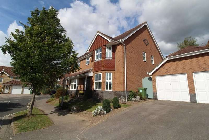 5 Bedrooms Detached House for sale in Jura Close, Cosham