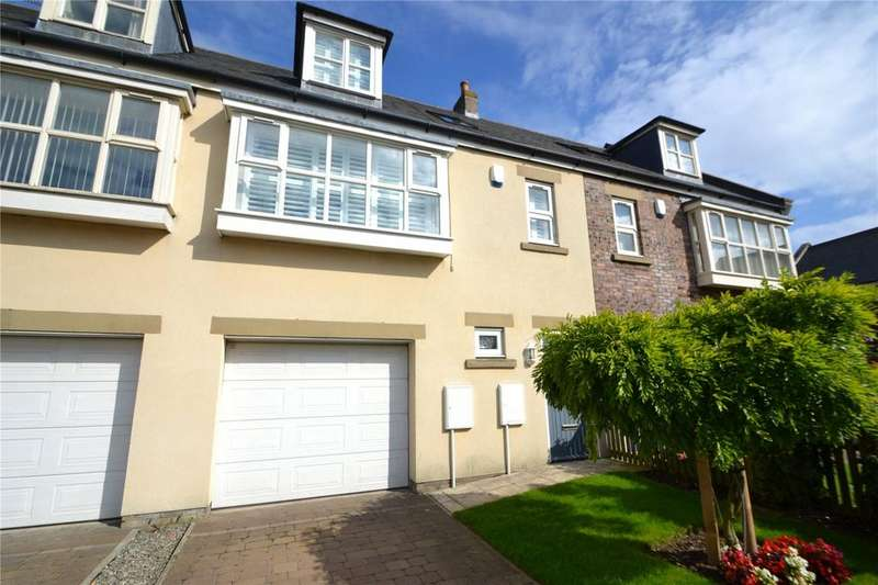 4 Bedrooms Terraced House for sale in Essyn Court, Easington Village, Co. Durham, SR8