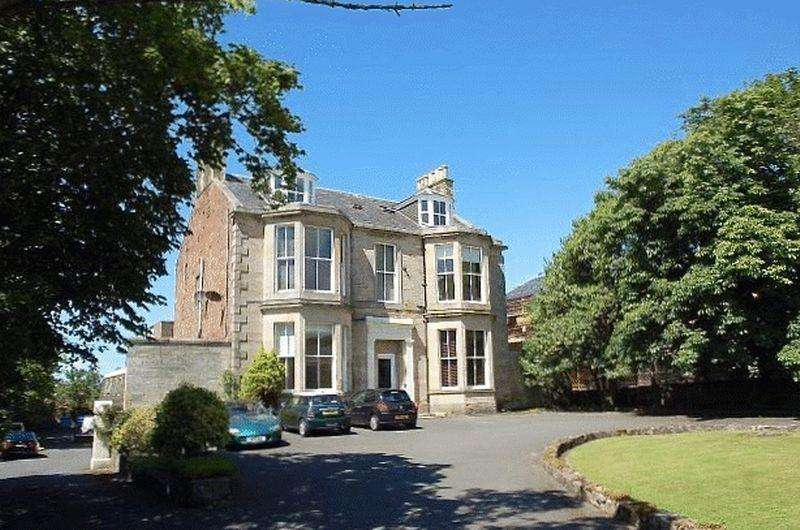 2 Bedrooms Apartment Flat for sale in 17 Millern Apartments, 42 Racecourse Road, Ayr