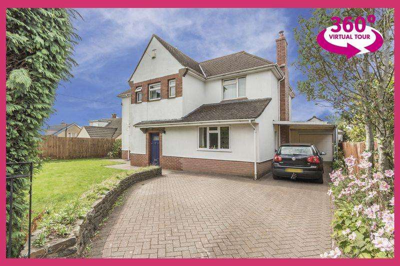 4 Bedrooms Detached House for sale in High Cross Lane, Newport - REF# 00005133 - View 360 Tour at http://bit.ly/2Mpl7YR