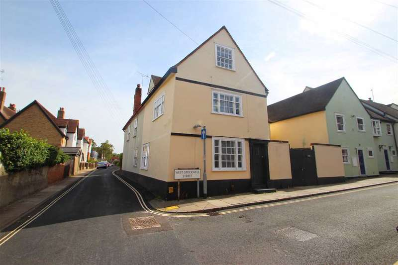 4 Bedrooms Semi Detached House for sale in West Stockwell Street, Colchester