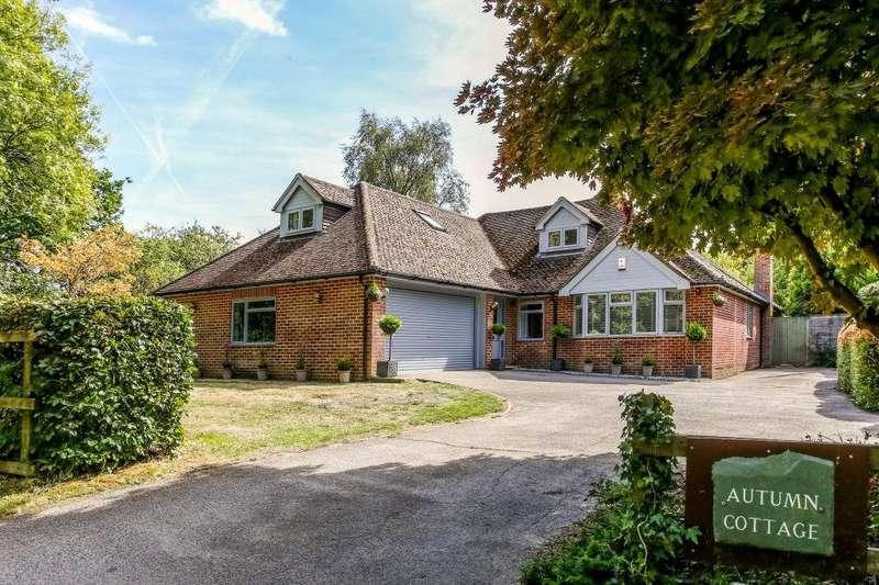 5 Bedrooms Property for sale in Briff Lane, Upper Bucklebury, Reading, Berkshire