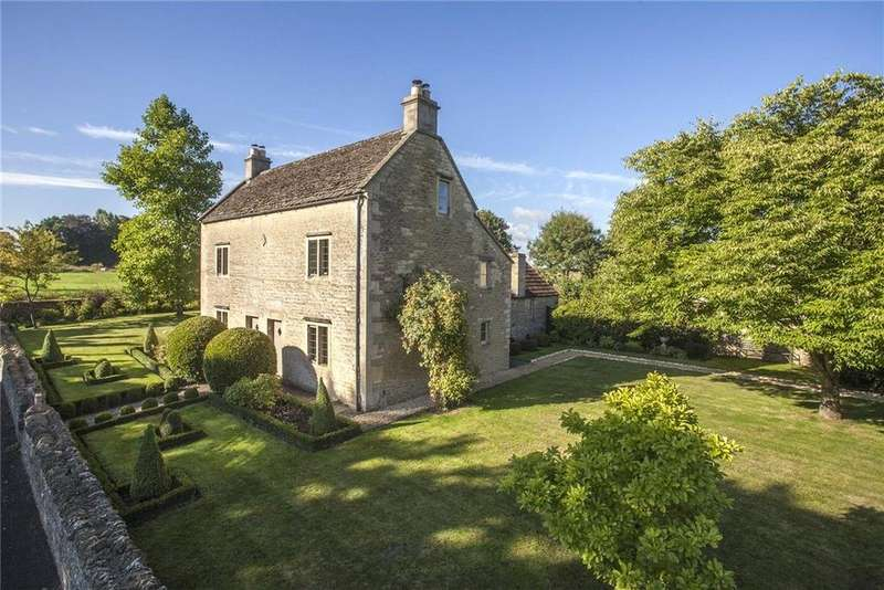 5 Bedrooms Detached House for sale in Station Road, Acton Turville, Badminton, Gloucestershire, GL9