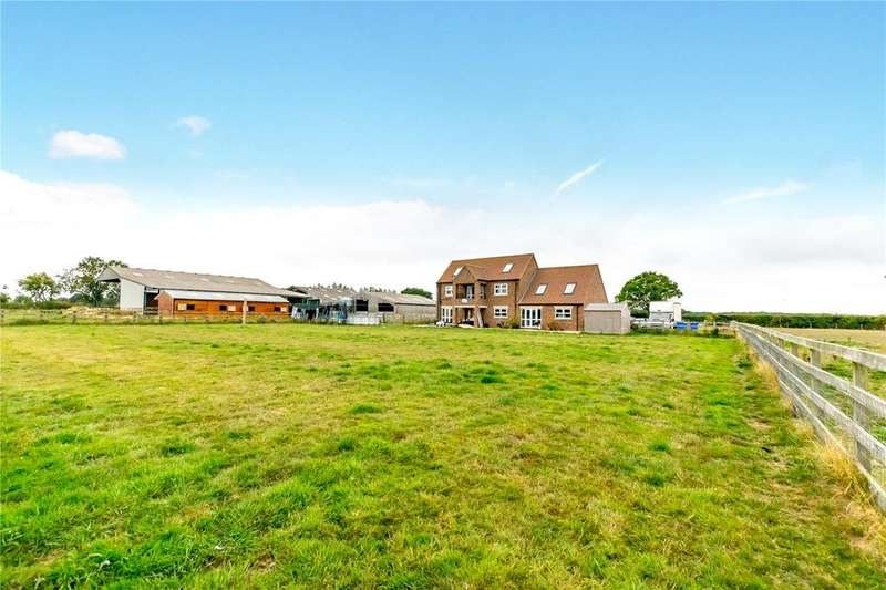 Farm Commercial for sale in Jolly Hooves Farm, Laytham, York, YO42